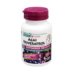Açai Resveratrol  Nature's Plus 1