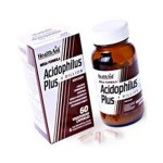 Acidophilus plus 4 Billion de Health Aid 1
