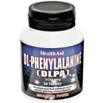 DLPA DL-PHENYLALANINE HEALTH AID 1