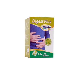 DIGEST PLUS 25 SOBRES FLORALPS
