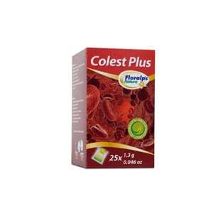 COLEST PLUS 25 SOBRES FLORALPS
