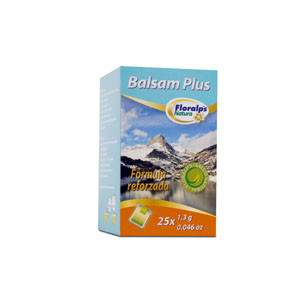 BALSAM PLUS 25 SOBRES FLORALPS