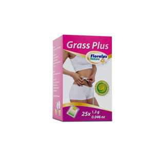 GRASS PLUS 25 SOBRES FLORALPS