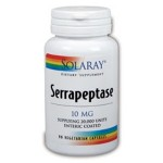 Serrapeptase Solaray 1