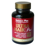 Ultra Hair Plus con MSM Nature's Plus 1
