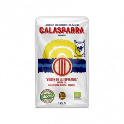 Arroz Blanco Red Calasparra 1 Kg Bio