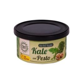 pate vegetal kale pesto sol natural