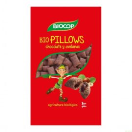 Biopillows Choco Avellana Biocop 300 Gr Bio