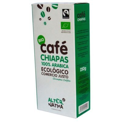 Cafe Chiapas Molido Alternativa 3 (250 Gr) Bio