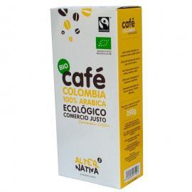 Cafe Colombia Molido Alternativa 3 (250 Gr) Bio