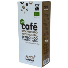 Cafe Descafeinado Molido Alternativa 3 (250 Gr) Bio