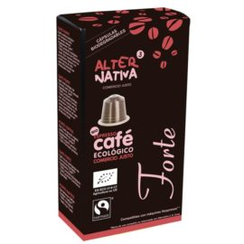 Cafe Forte Alternativa 3 (10 Capsulas) Bio