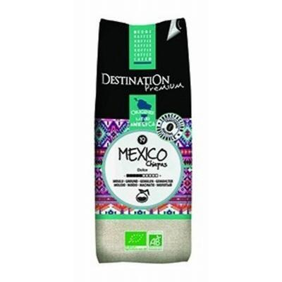 Cafe Mexico Chiapas Molido Destination 250 Gr