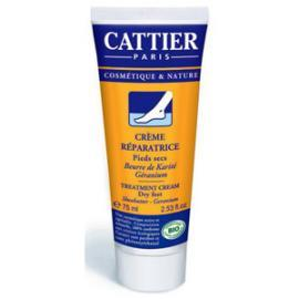 Crema Reparadora Pies Secos Cattier