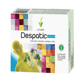 DESPATIC CAPSULAS Novadiet