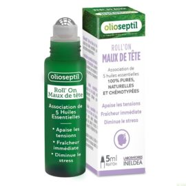 Dolor Cabeza Roll On Olioseptil 5 Ml