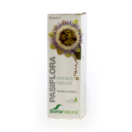 Extracto de pasiflora Soria Natural 50 ml