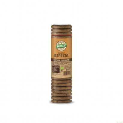 Galleta Espelta Chips Choco Biocop 250 Gr Bio