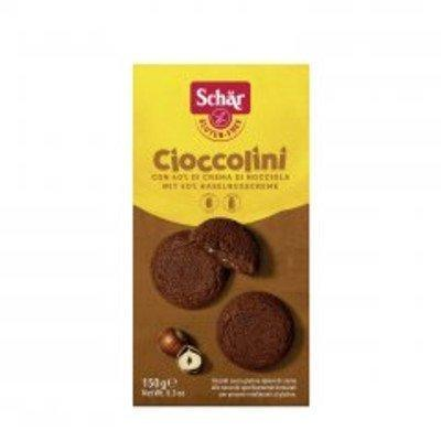 galletas sin gluten con chocolate
