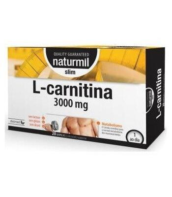 l carnitina dietmed 3000 mg