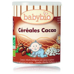 papillas cerales chocolate