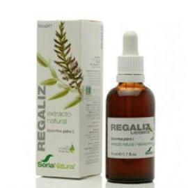 Regaliz Extracto Soria Natural