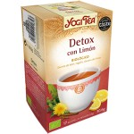 Yogi tea infusion bio purifica al limon  1